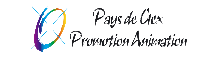 Pays de Gex Promotion Animation logo
